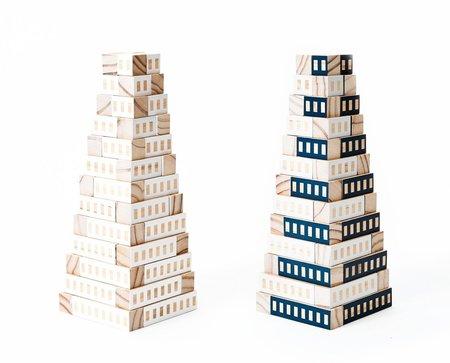 KIDS Areaware Blockitecture Tower