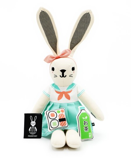 KIDS Bootaboot Bunny June Doll - Tokyo
