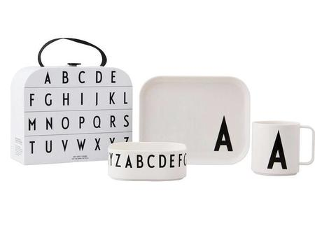 KIDS Design Letters Classics In A Suitcase Set