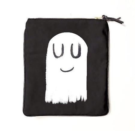 KIDS IMM Living Ghost & Friends Clutch