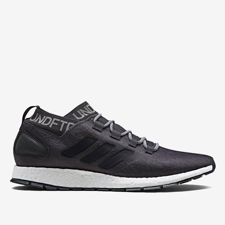 ADIDAS X UNDEFEATED Pureboost Sneaker - Black