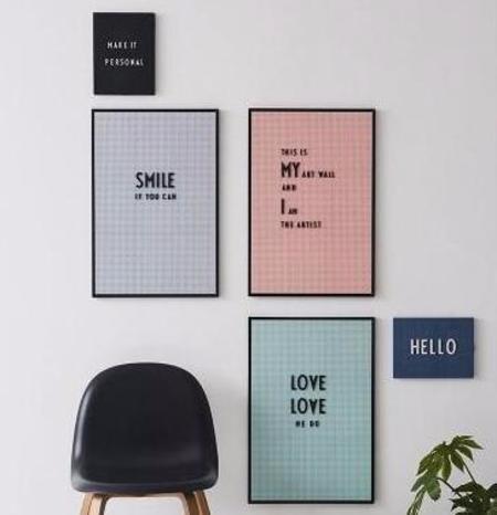 Design Letters Message Board Letter Set