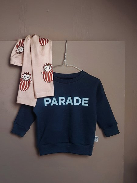 KIDS One Day Parade Parade Sweater - BLUE