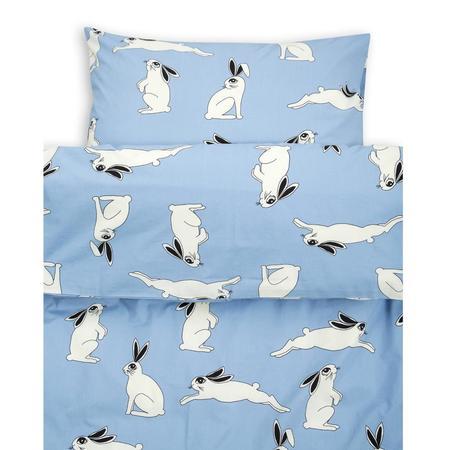 KIDS Mini Rodini Rabbit Duvet Bed Set (Single/Twin)
