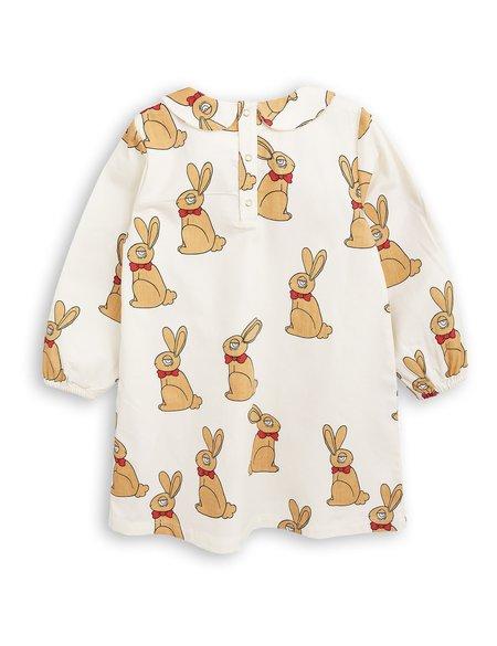 KIDS Mini Rodini Rabbit Woven Dress