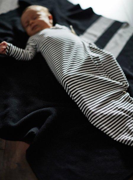 KIDS Bacabuche Striped Kimono Gown
