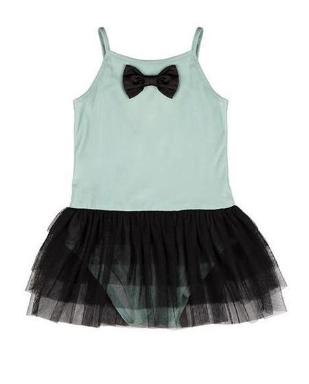 KIDS The Tiny Universe The Tiny Ballerina Swimsuit - Green