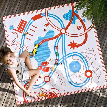 KIDS Deuz Town Playmat