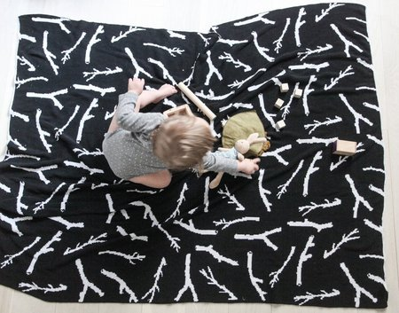 KIDS Natti Natti Twig Blanket