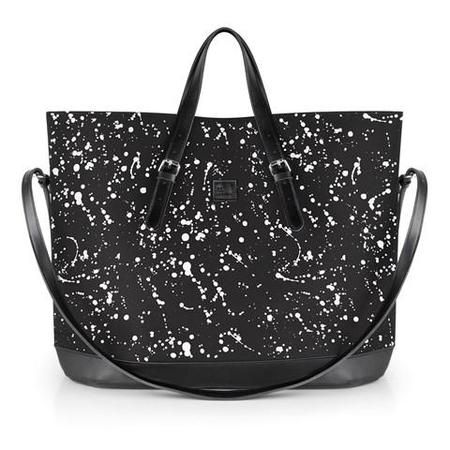 The Tiny Universe Urban Sherpa Nursery Bag - SPOTTED