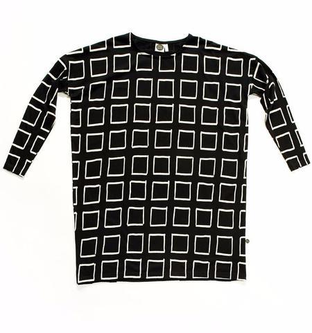 MAINIO Frames Tunic - BLACK