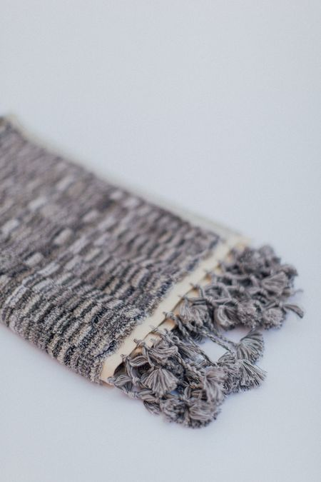 Weft End Bath Mat - Cove Grey
