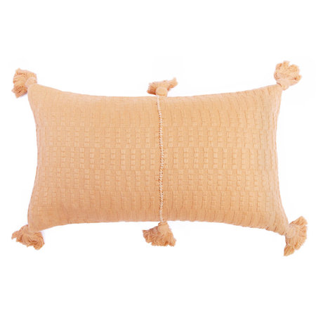 Archive New York Antigua Pillow - Blush Solid