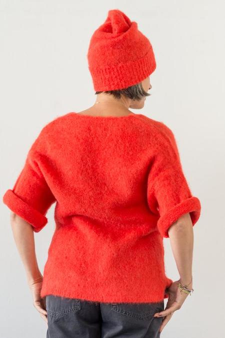 Humanoid Funk Sweater - Rouge