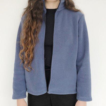 Vintage Johan Fleece Jacket - Slate Blue