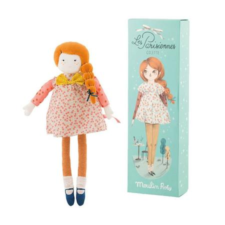 KIDS Moulin Roty Les Parisiennes Mademoiselle Colette Doll