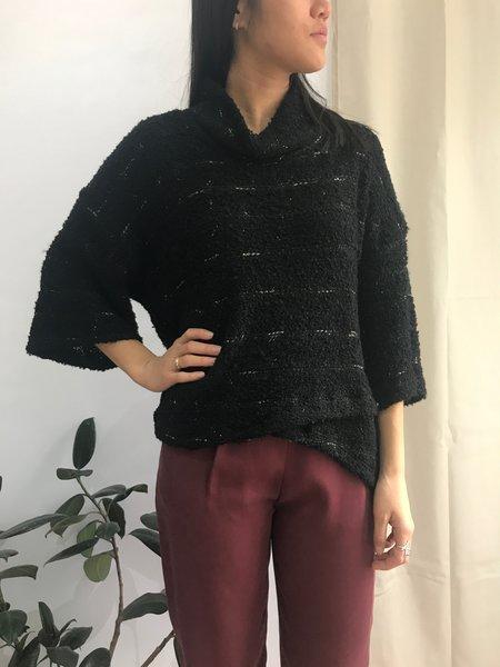 Melissa Nepton LOLA SWEATER - BLACK