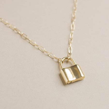 1978 By Merewif Holmes Necklace - Gold