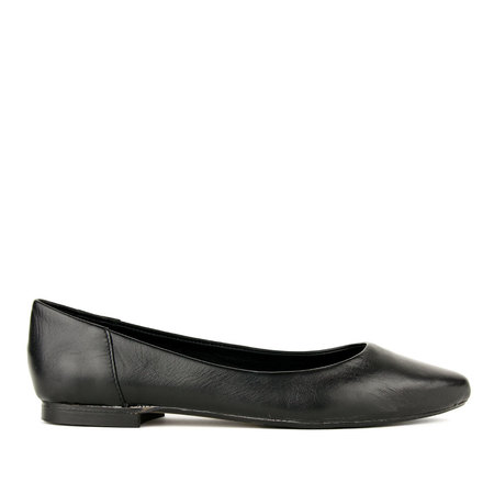 re-souL Kentia Skimmer Flat - Black