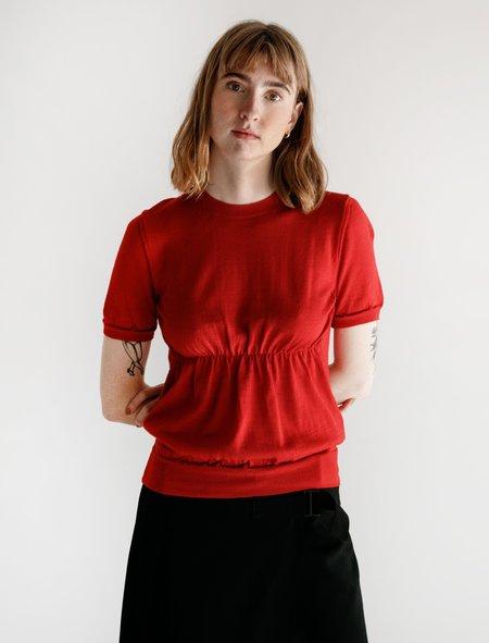Comme des Garçons Empire Knit - Red