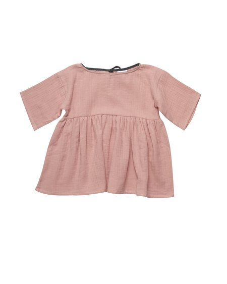 Kids Liilu Dress - Rose