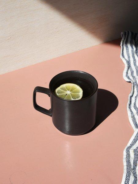 Merchant Home Set of 4 Modern Mug - Onyx