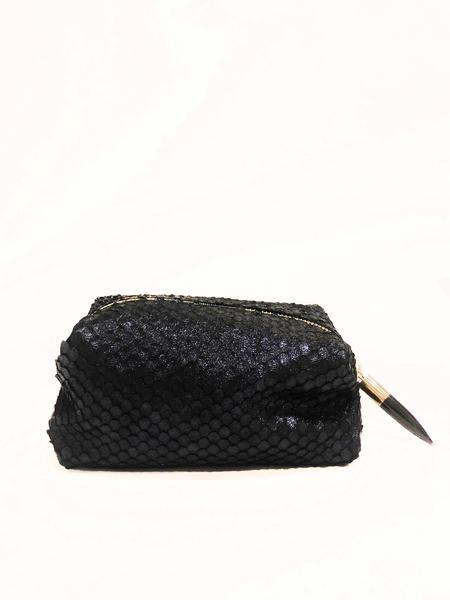 Kempton & Co Cosmetic case - Cobra Midnight