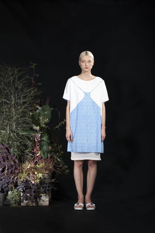 Carleen Envelope Dress