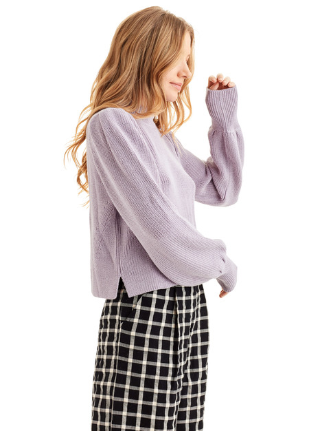 Eleven Six Mia Sweater - LILAC