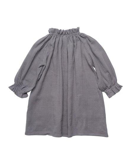 Kids Liilu Oana Dress - Elephant