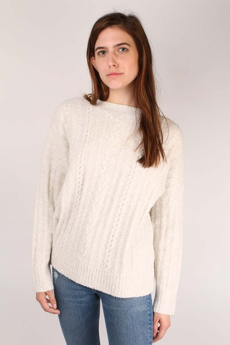 Margaret O'Leary Glamping Sweater - Ivory