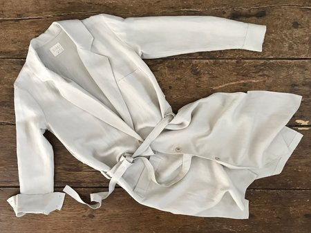First Rite Belted Coat - Khaki