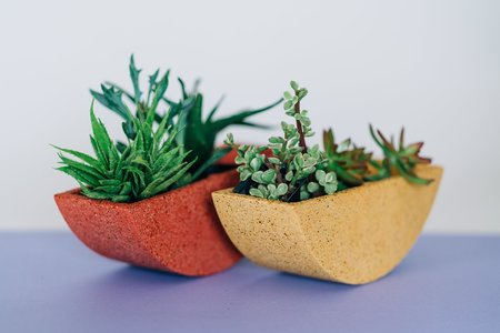 pretti cool totter planter