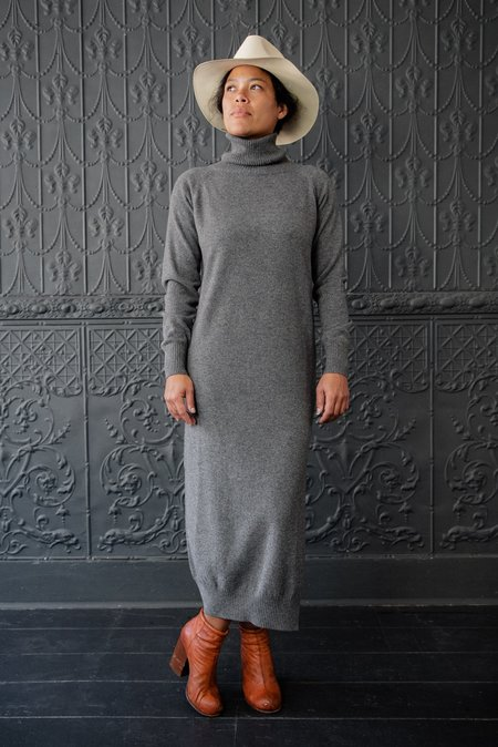 Samuji Abilene Dress - Light Grey