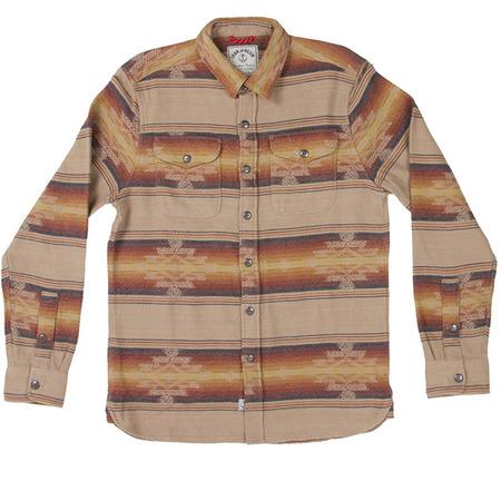 Iron & Resin Klamath Flannel Shirt