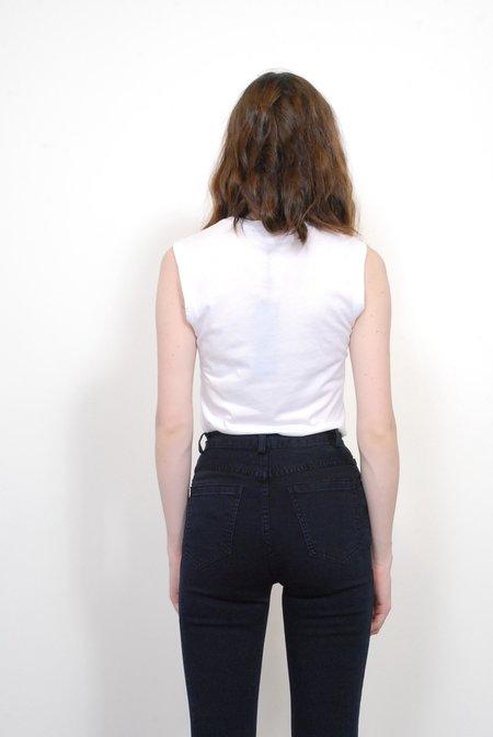 Nili Lotan Muscle Tee - White