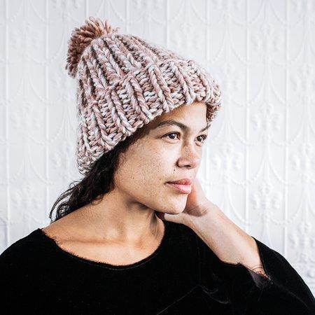 Pamela Mayer Pom Pom Hat