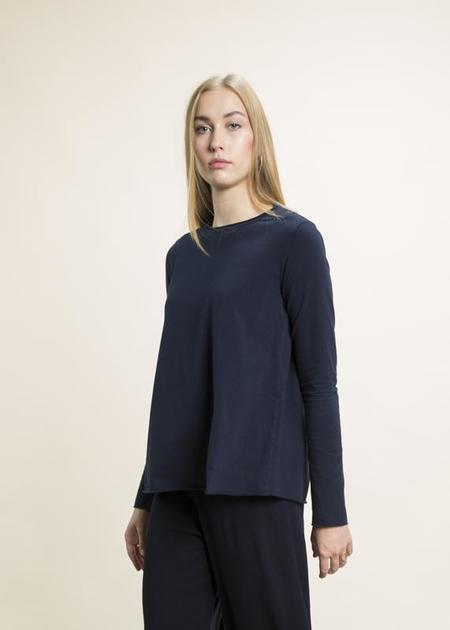 Labo.Art Jeppe Jersey Top - atlantic