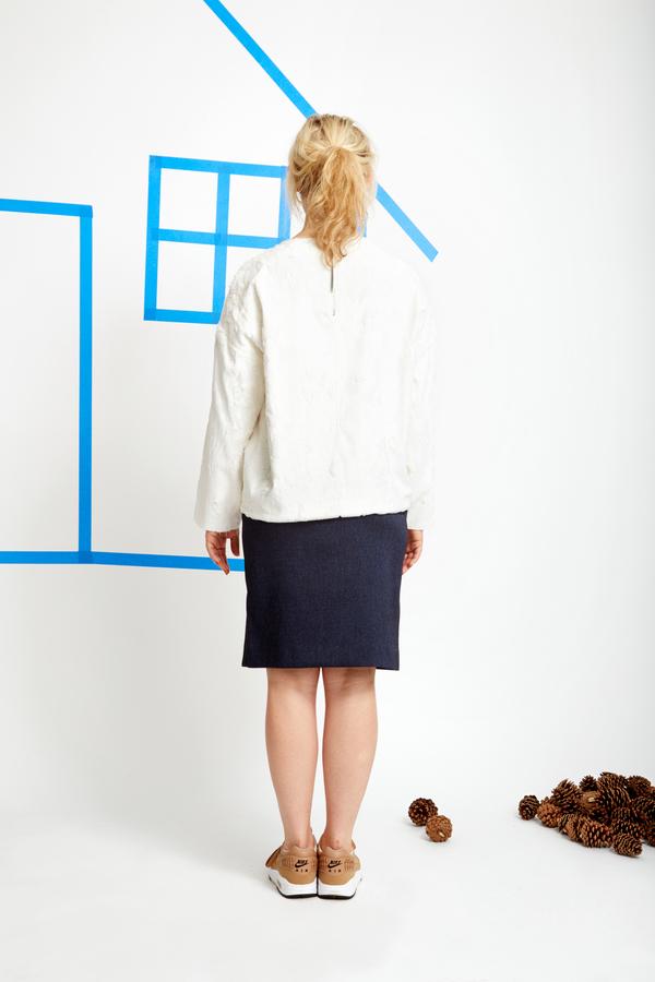 CF. Goldman Pocket Skirt