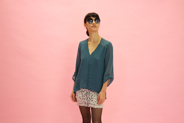 Dagg & Stacey Cabot Blouse