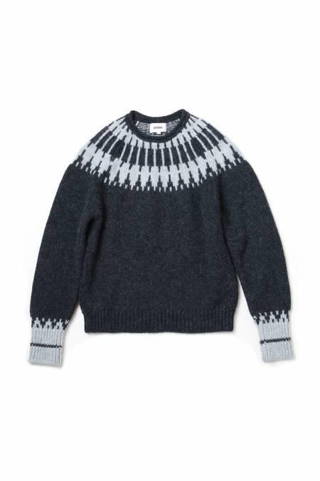 Polder Twelve KA Sweater - Gray