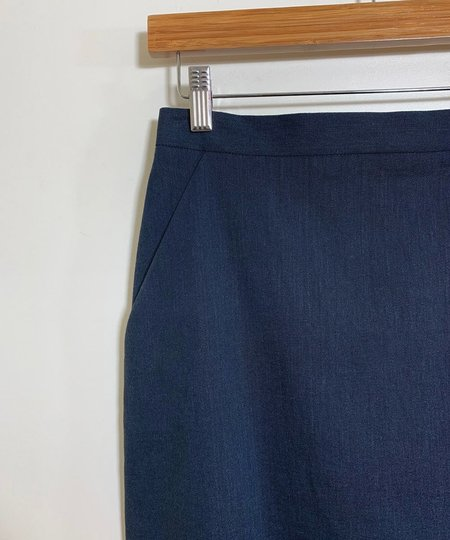 Samuji APRIA KNIT SKIRT - DARK NAVY