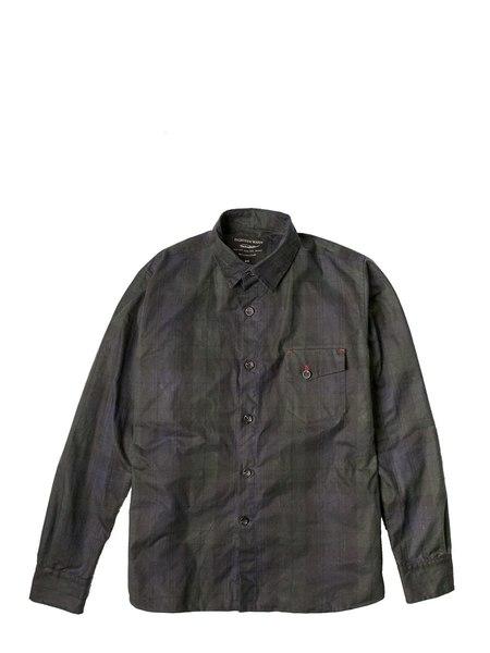 18 Waits Weekender Jacket - Black Plaid