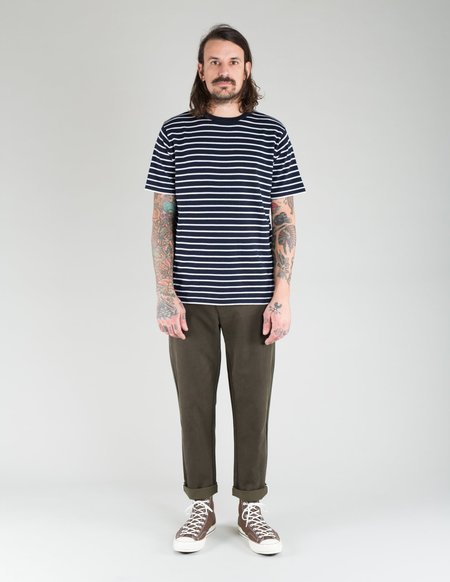 Native North Japanese Tencel Pant - Green