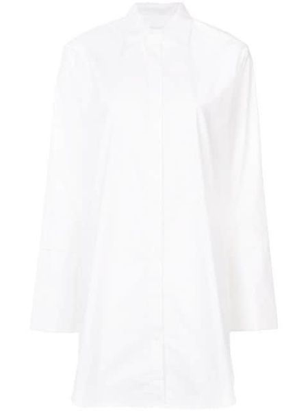 Kamperett Leonard Shirt - White