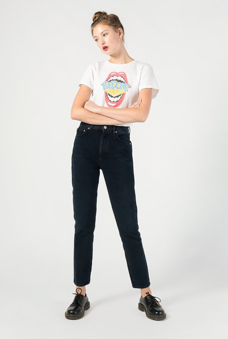 AGOLDE Remy Hi Rise Straight Jean - Satellite