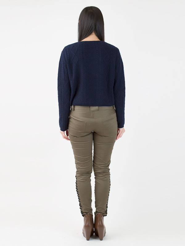 Wren Woodhouse Cable Cardigan