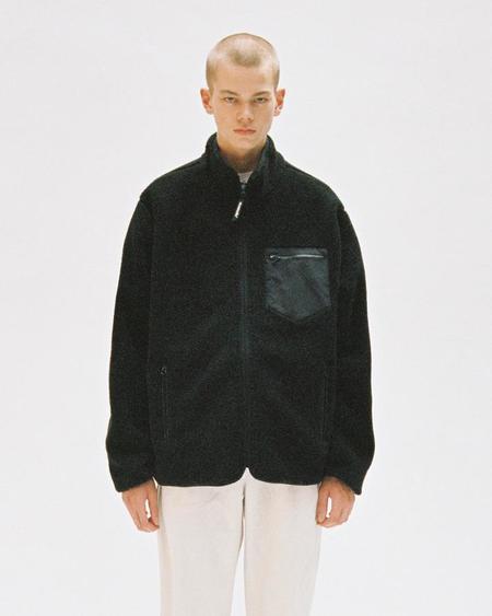 Vivastudio Fleece Jacket - Black