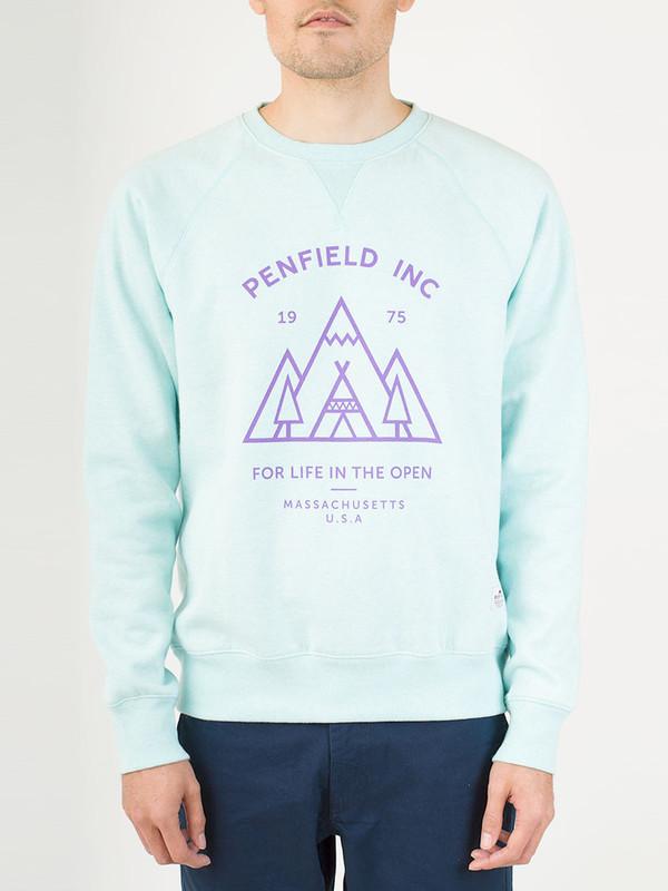 Men's Penfield Teepee Sweatshirt