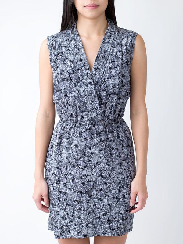 Wren Michelle Wrap Dress